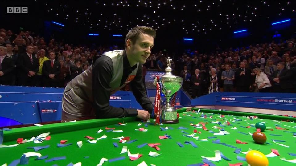 Marc Selby Champion du Monde