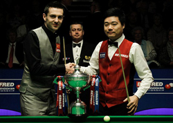 World Snooker Championship 2016 Final