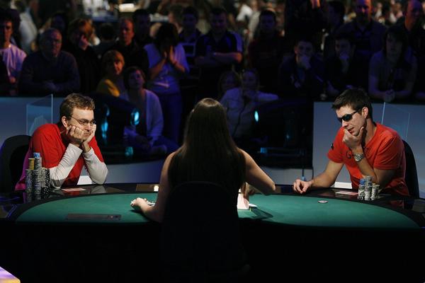 Les meilleurs joueurs de poker deviennent de vraies stars