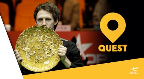 Judd Trump vainqueur de l'Open de Chine de snooker 2016