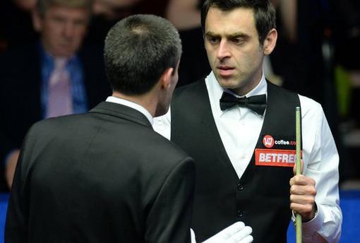 Arbitre Snooker