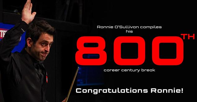 Ronnie 800