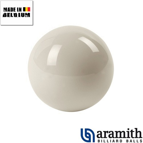 Bille blanche Aramith Tournament Champion 52.4 mm