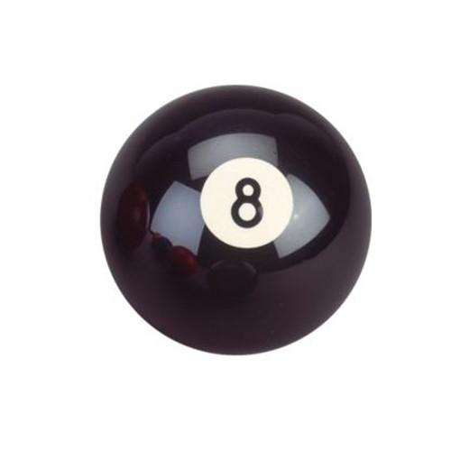 Bille Noire N°8  50,8 mm