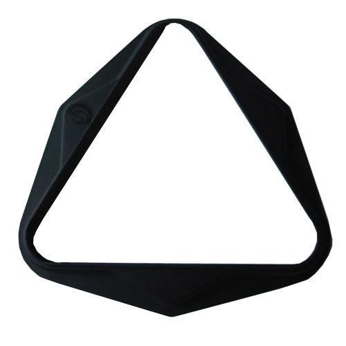 Triangle plastique Noir 50.8 mm