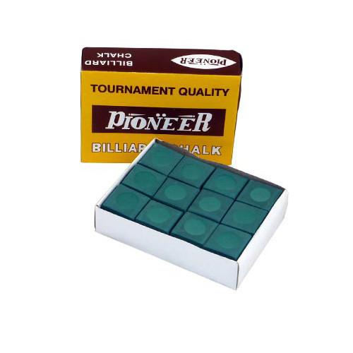Boîte de 12 craies standards Vert