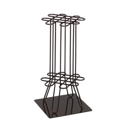 Porte queues en métal 17 Queues