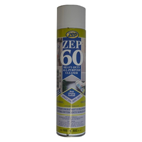 Bombe de nettoyage tapis Zep 60