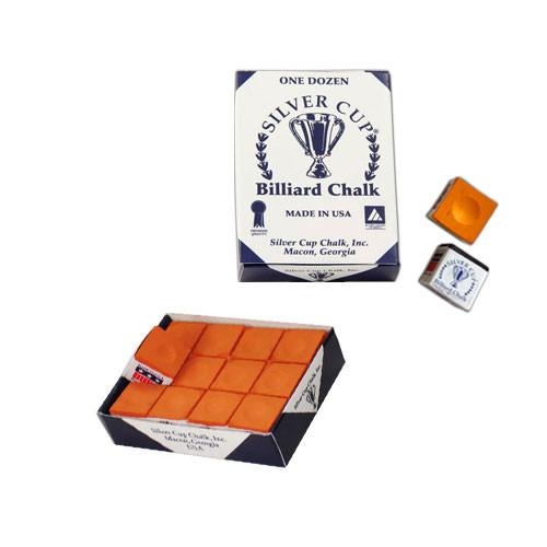 Boîte de 12 craies Silver Cup Orange