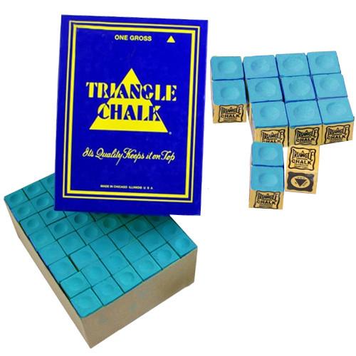 Boîte de 144 craies Triangle Bleue