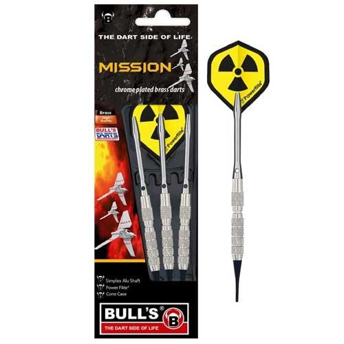 Fléchettes Bull's Mission Soft 18 g