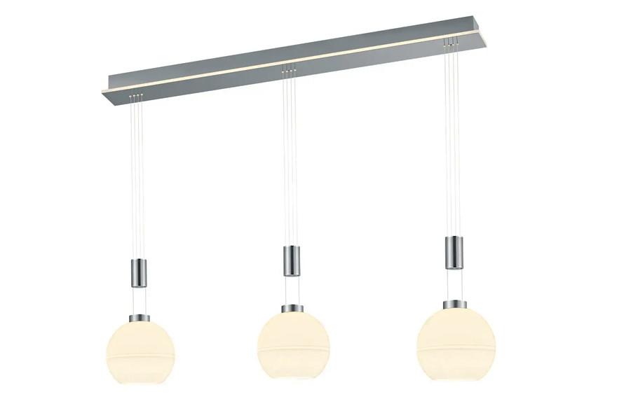 Luminaire Design SAM Nickel Mat