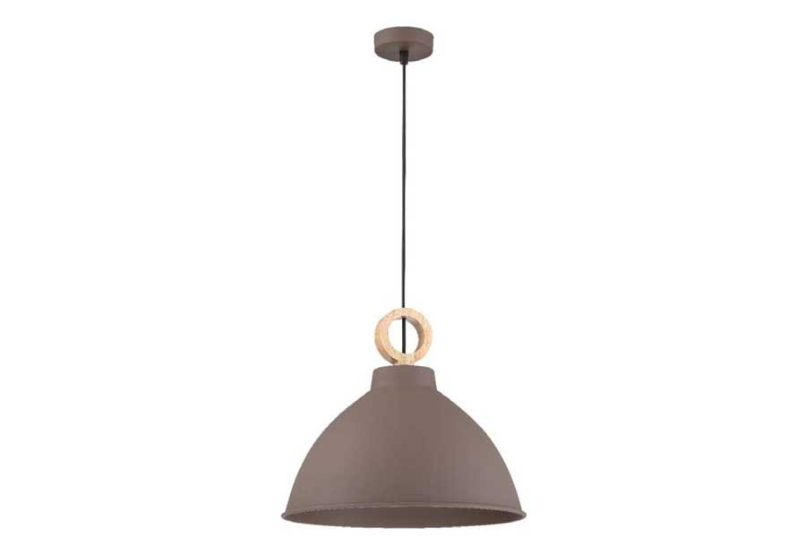 Suspension Aora 1 Globe Marron