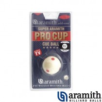 Bille Blanche Pro Cup 47,6 mm (Blister)