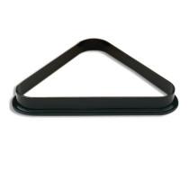Triangle plastique Noir 52 mm