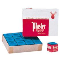 Boîte de 12 craies Master Bleu