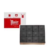 Boîte de 12 craies Master noir