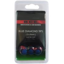 Procédés Blue Diamond (3) 9 mm sous blister