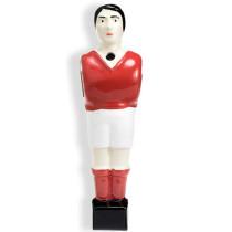 Joueur Baby-Foot foot rouge Bonzini (avec vis)
