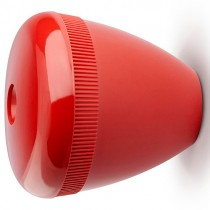Poignée baby foot ronde rouge Bonzini