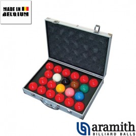 Billes Snooker Aramith 52,4mm Tournament Champion SuperPro1G