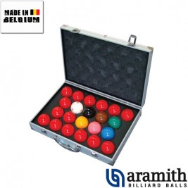 Billes Snooker Aramith 52,4mm Tournament Champion Pro Cup SuperPro1G