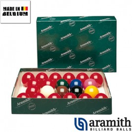 Billes Snooker Aramith 52,4 mm - 22 billes