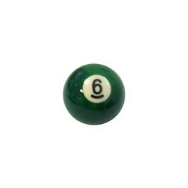 Bille US Aramith Vert N°6 50,8mm