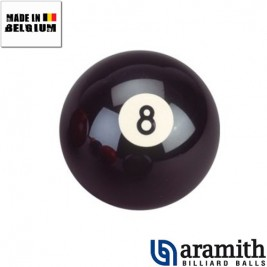 Bille Noire Aramith N°8  57 mm