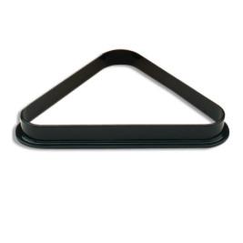 Triangle plastique Noir 57 mm