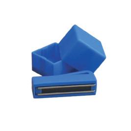 Porte-Craie Aimanté Bleu