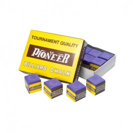 Boîte de 12 craies standards Violet