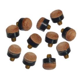Procédés à visser 9 mm std vis laiton (10)
