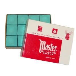 Boîte de 12 craies Master verte