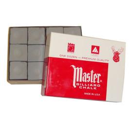 Boîte de 12 craies Master grise