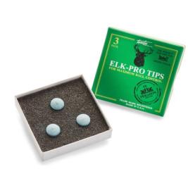 Procédés Elk-Pro tips 10 mm Soft (par 3)