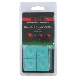 Craies Triangle verte (4) sous blister