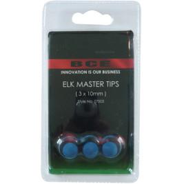 Procédés Elkmaster (3) 10 mm sous blister