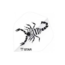 Ailettes Bull's B Star (3) A-Standard