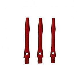 Shafts Aluminium Rouge Simplex 35mm (3) Bull's