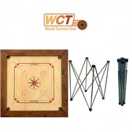 Pack Carrom W.C.T. Bulldog 93 cm