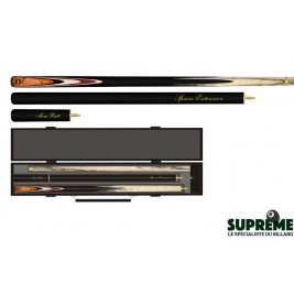Queue de billard 1/2 Buffalo  Boitier  Extensions