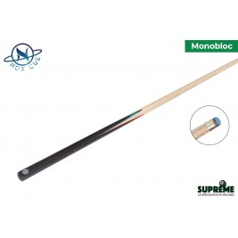 Queue billard Nox Cue Saturne Monobloc