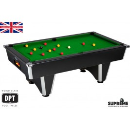 Billard Domestic 6ft Noir