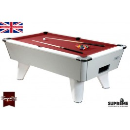 Billard Winner Dom 6ft Suprême Blanc