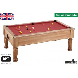 Billard Monarch 6ft Châtaignier