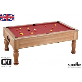 Billard Monarch 7ft Châtaignier