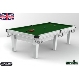 Snooker RILEY Grand 8 ft Blanc