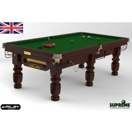 Snooker RILEY Club 8 ft Acajou
