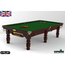 Snooker RILEY Club 10 ft Acajou